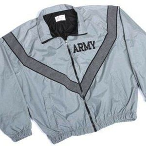 Other - DEFECT PT PHYSICAL FITNESS IPFU ARMY JACKET